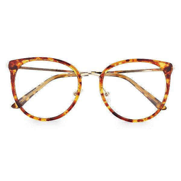 Óculos de Grau Kessy 115 Tartaruga