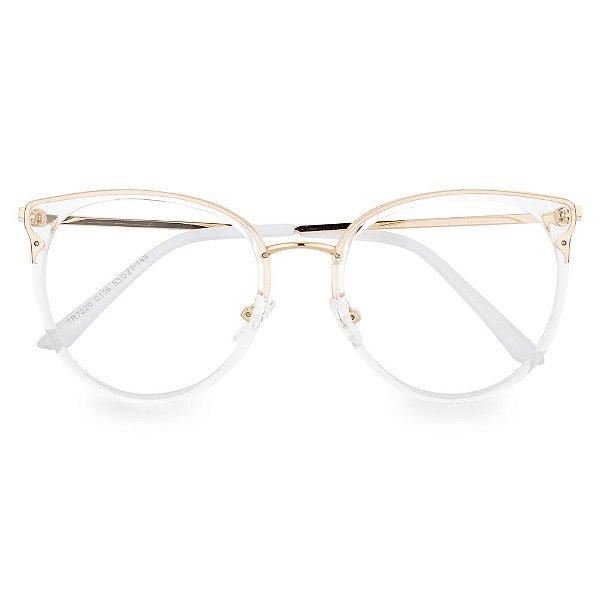 Óculos de Grau Kessy 115 Transparente