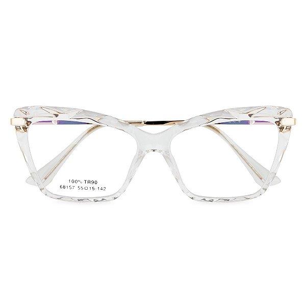 Óculos de Grau Kessy 130 Transparente