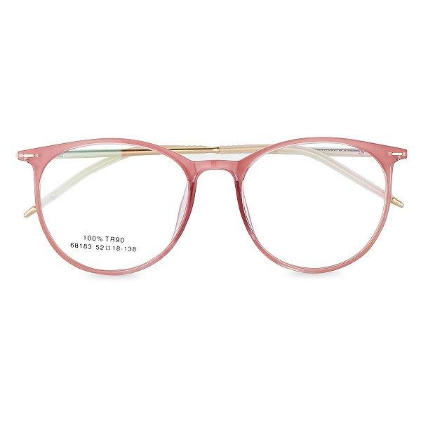 Óculos de Grau Kessy 135 Rosa