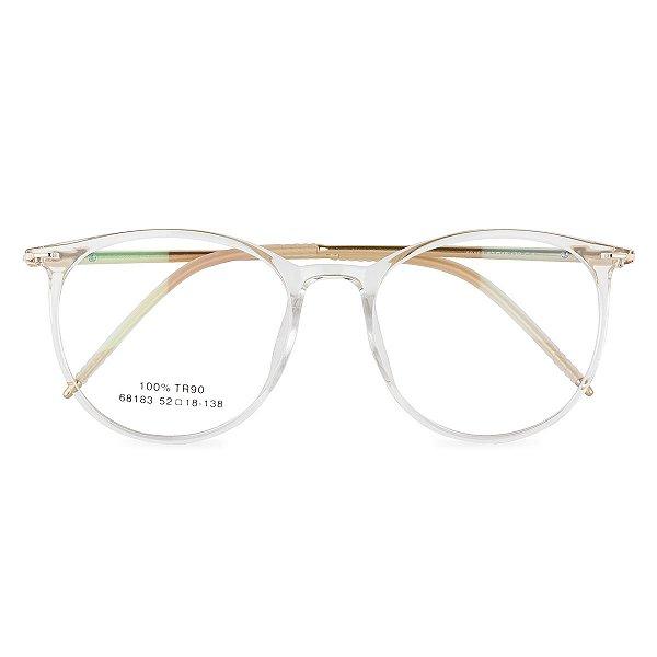 Óculos de Grau Kessy 135 Transparente