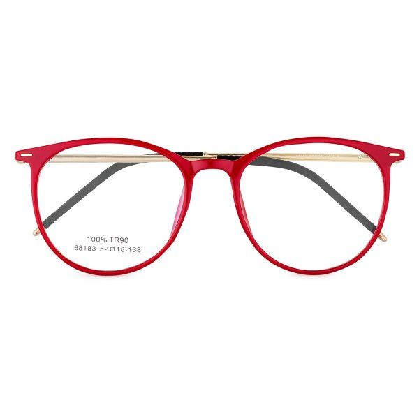 Óculos de Grau Kessy 135 Vermelho