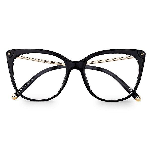 Óculos de Grau Kessy 140 Preto