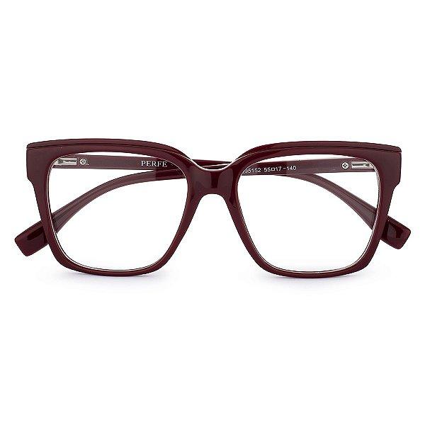 Óculos de Grau Kessy 150 Vinho