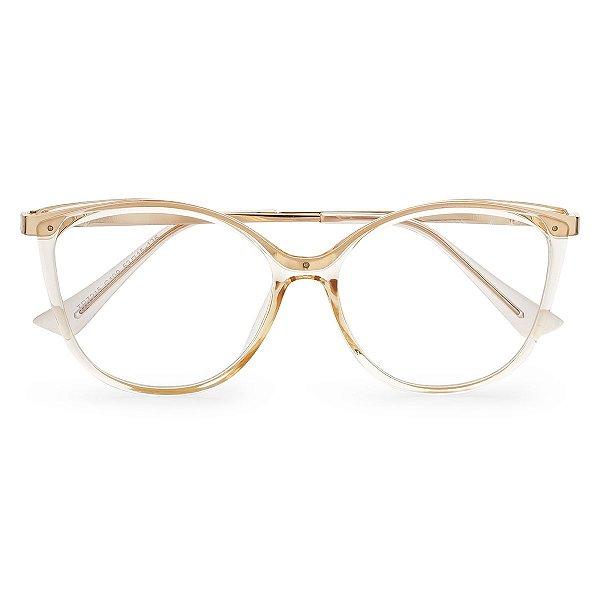 Óculos de Grau Kessy 145 Dourado