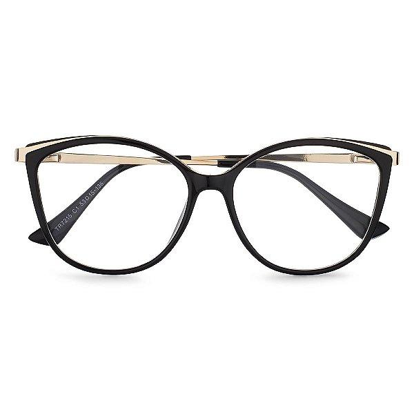 Óculos de Grau Kessy 145 Preto