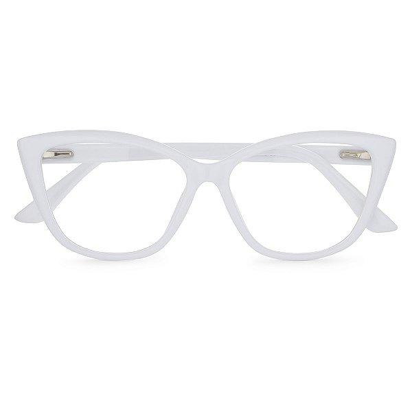 Óculos de Grau Kessy 155 Branco