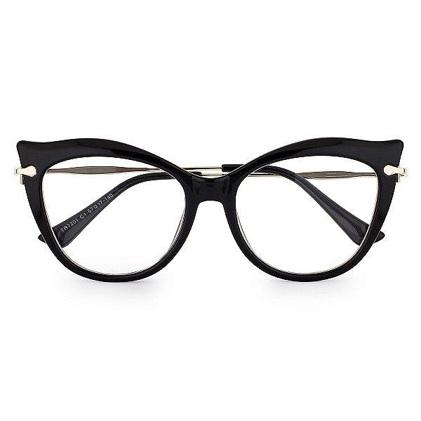 Óculos de Grau Kessy 160 Preto