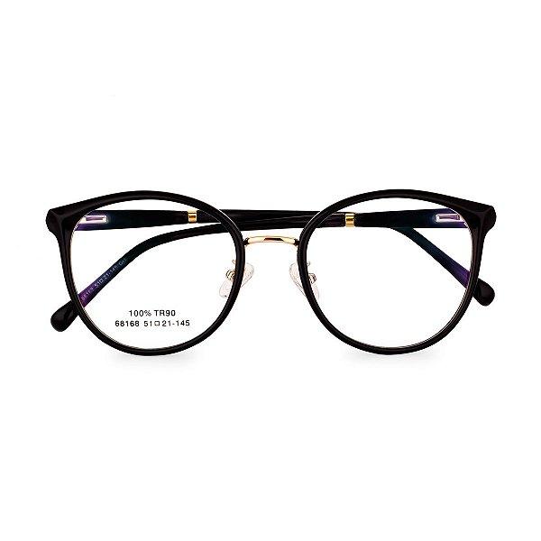 Óculos de Grau Kessy 175 Preto