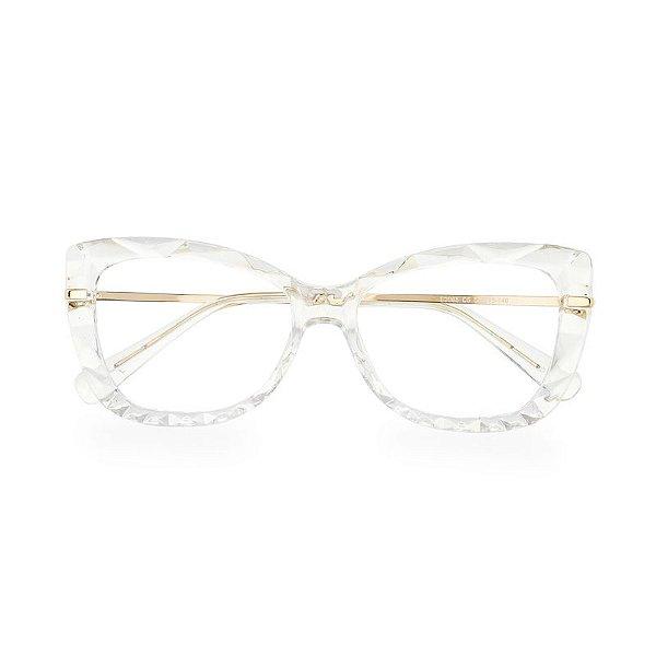 Óculos de Grau Kessy 200 Transparente