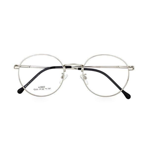 Óculos de Grau Kessy 195 Prata