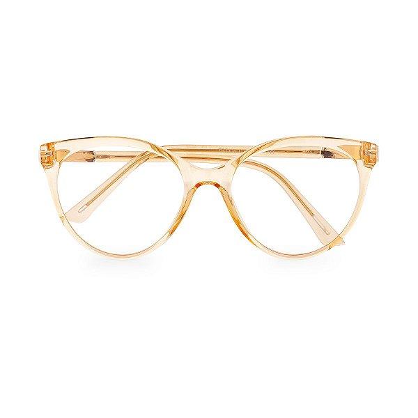Óculos de Grau Kessy 800 Transparente Dourado