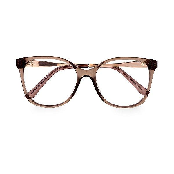 Óculos de Grau Kessy 950 Transparente Preto