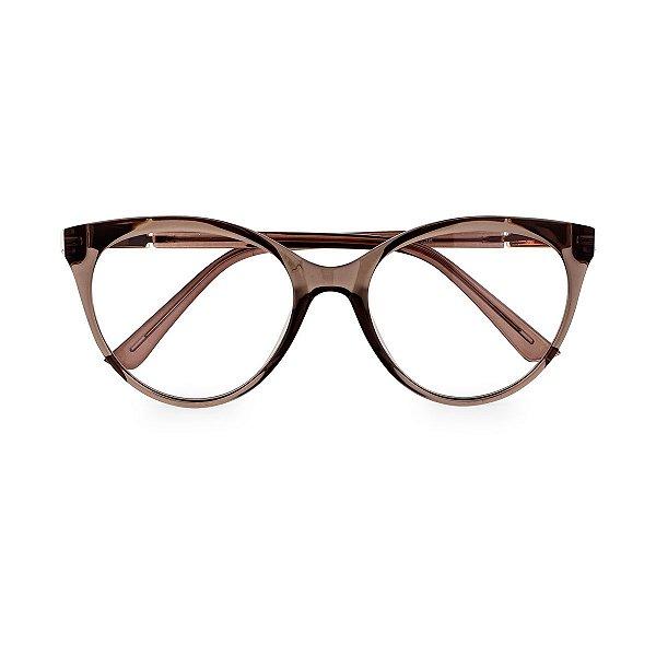 Óculos de Grau Kessy 800 Transparente Preto