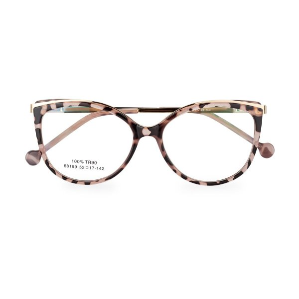 Óculos de Grau Kessy 210 Tartaruga