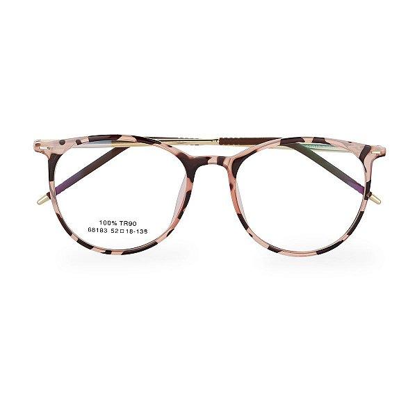 Óculos de Grau Kessy 135 Tartaruga