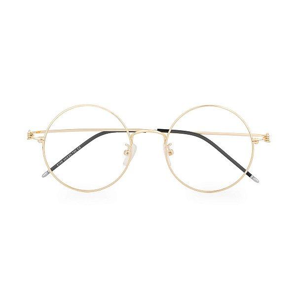 Óculos de Grau Kessy 220 Dourado