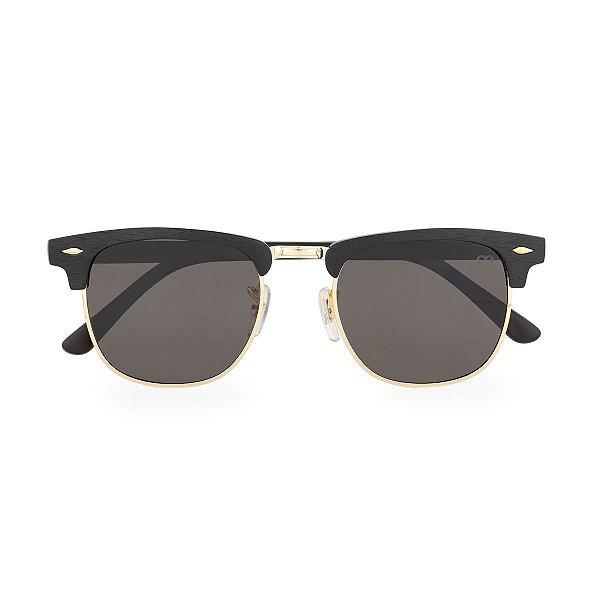 Óculos de Sol Kessy Luna Preto Fosco