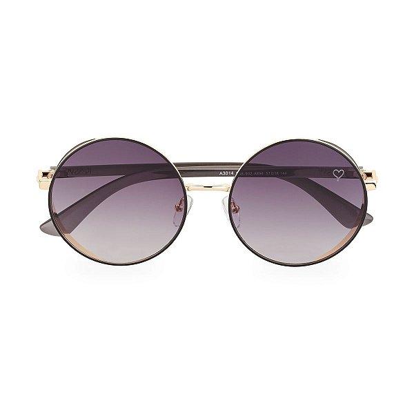 Óculos de Sol Kessy Estilo Preto