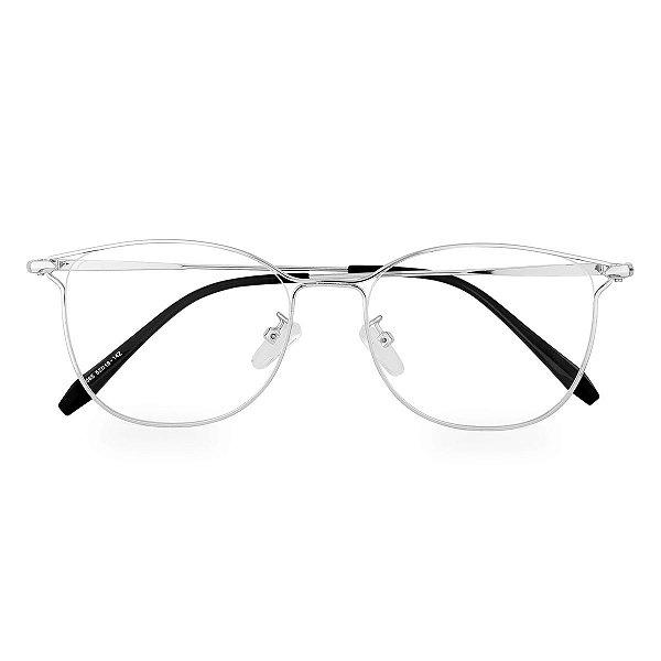 Óculos de Grau Kessy 270 Prata