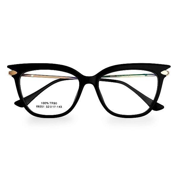 Óculos de Grau Kessy 275 Preto