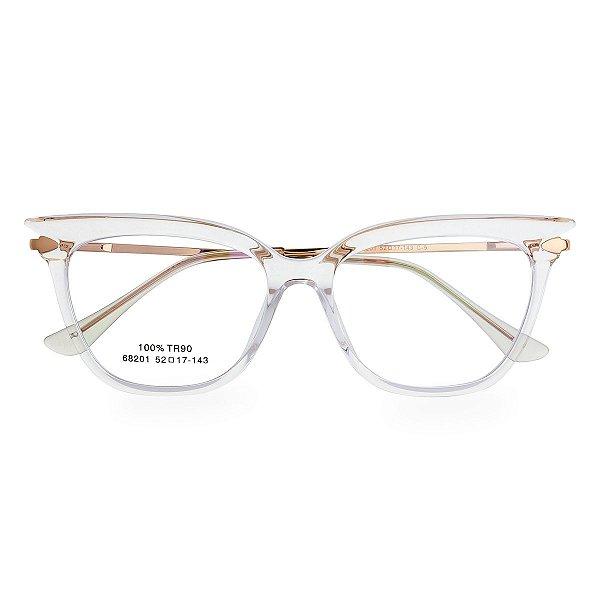 Óculos de Grau Kessy 275 Transparente