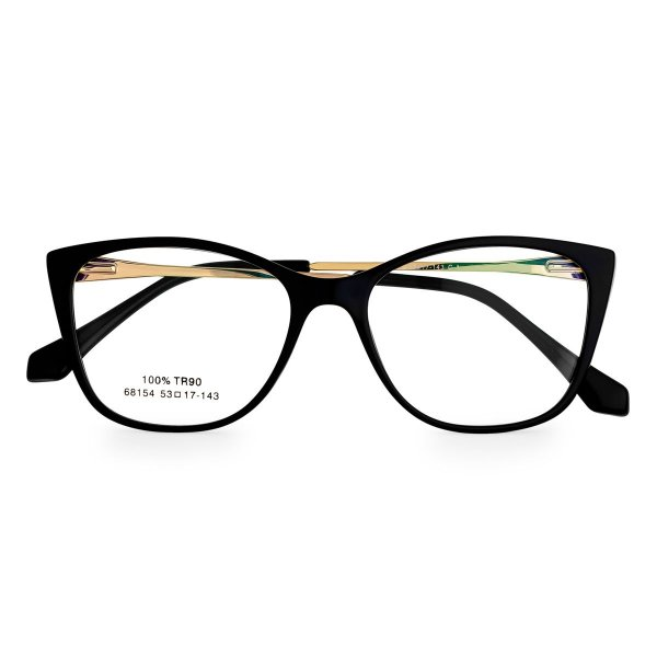 Óculos de Grau Kessy 280 Preto