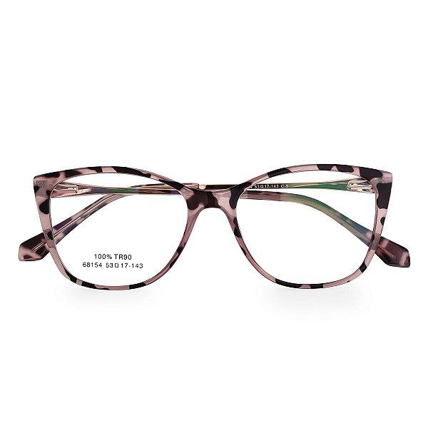 Óculos de Grau Kessy 280 Tartaruga
