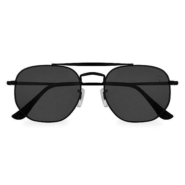 Óculos de Sol Kessy Astral Preto