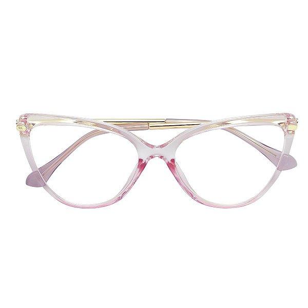 Óculos de Grau Kessy 370 Rose