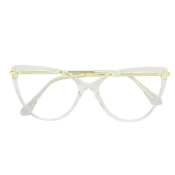 Óculos de Grau Kessy 370 Transparente