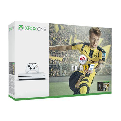 CONSOLE XBOX ONE S – 500GB COM FIFA 17