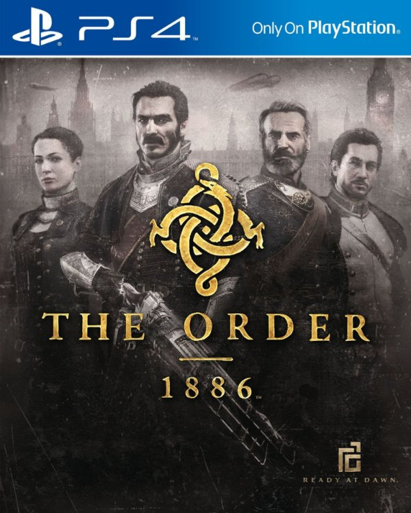 THE ORDER 1886 SONY PS4