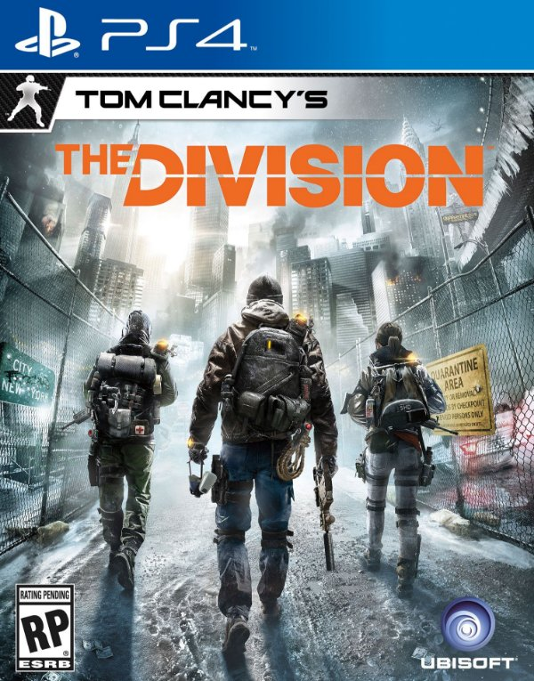 TOM CLANCYS - THE DIVISION SONY PS4