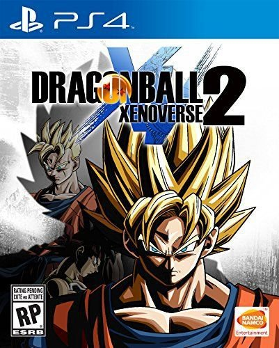 DRAGON BALL XENOVERSE 2 SONY PS4