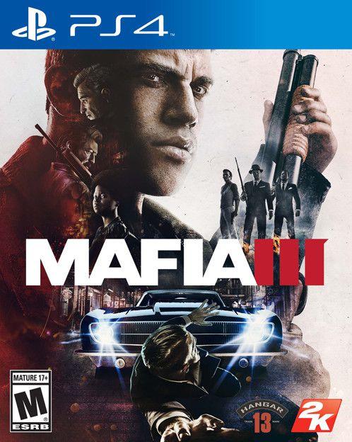 MAFIA III SONY PS4