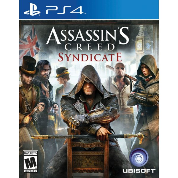 ASSASSINS CREED - SYNDICATE PS4