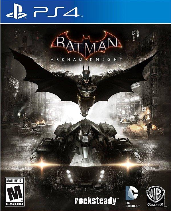 BATMAN - ARKHAM KNIGHT SONY PS4