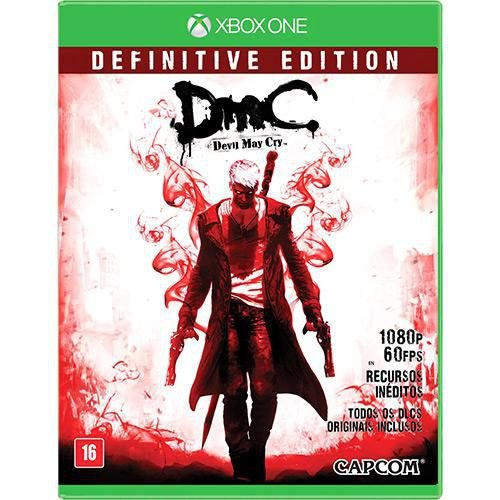 DEVIL MAY CRY: Definitive Edition - XBOX ONE