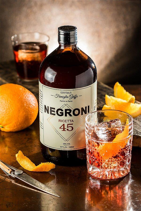 Negroni Ricetta 45