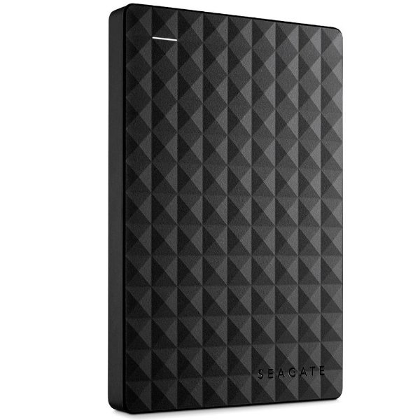 HD Seagate Externo Expansion USB 3.0 2TB Preto STEA2000400
