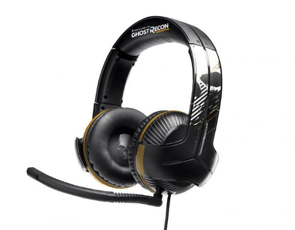 Headset Thrustmaster Y350x 7.1 Powered Gaming - PC - Xbox One