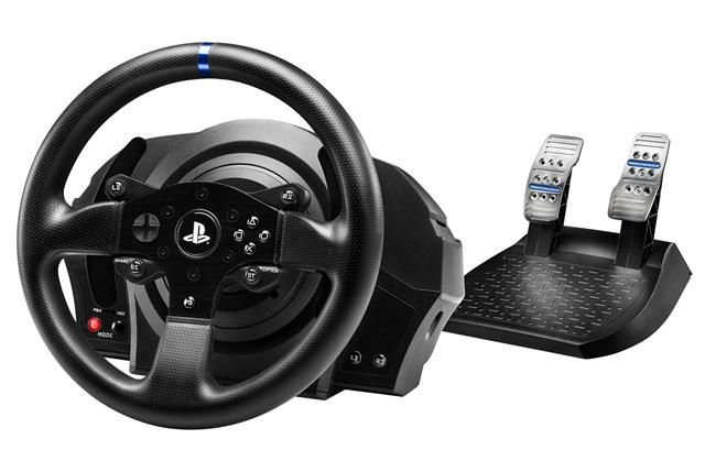 Volante Thrustmaster T300 RS PC, PS3, PS4