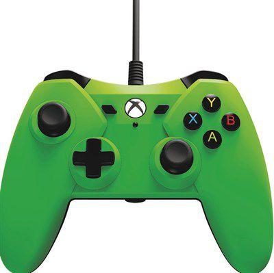 Controle com fio para Xbox One Verde - Power A