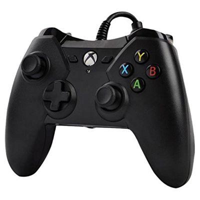 Controle com fio para Xbox 360 Preto - Power A