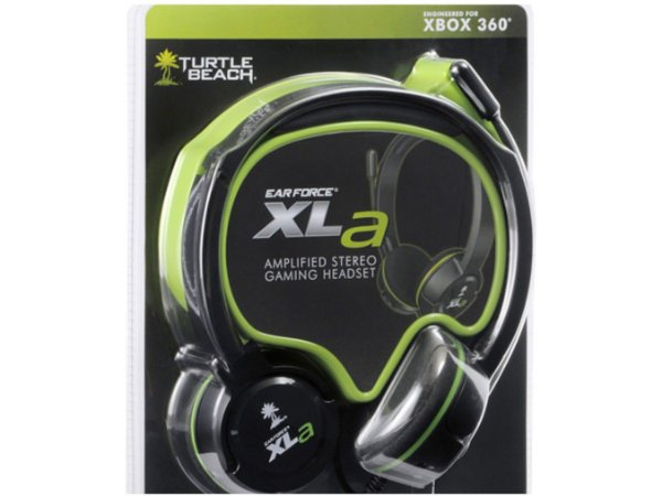 Headset XLa EAR Force para Xbox 360 - Turtle Beach