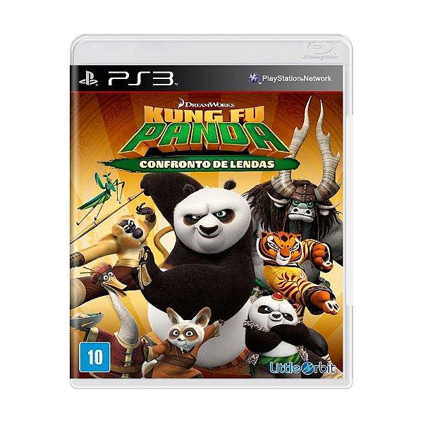 Kung Fu Panda: Confronto de Lendas para Playstation 3 (PS3) -  Little Orbit