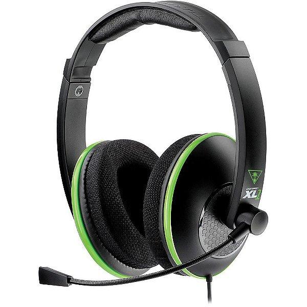 Fone de Ouvido XL1 para Xbox 360 - Turtle Beach