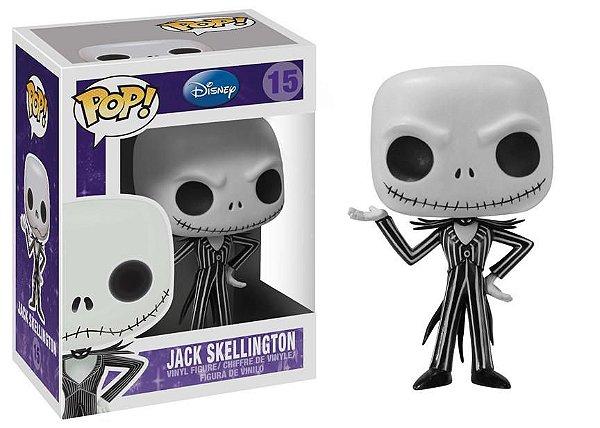 Pop! Disney: Nightmare Before Christmas - Jack Skellington -  Funko Pop