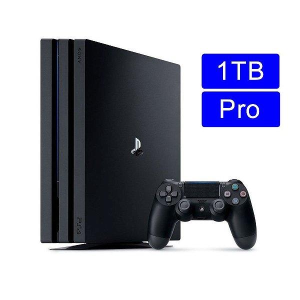 Console PlayStation 4 PRO 1TB 4K - Sony